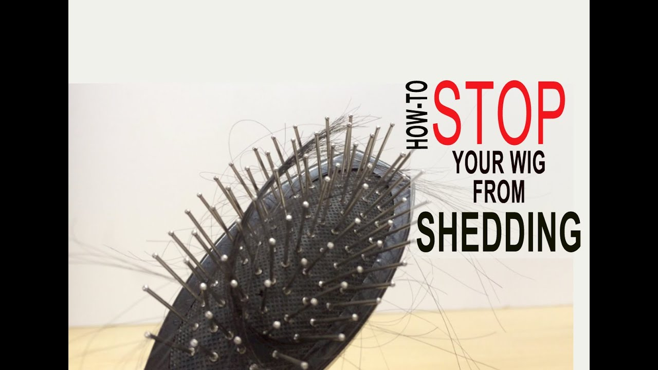 How to stop your lace wig hair extensions from shedding youtube how to stop your lace wig hair extensions from shedding pmusecretfo Choice Image