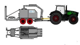 New - Stehr SUC 200 universal crusher