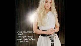 cheyenne kimball-full circle (with lyrics)