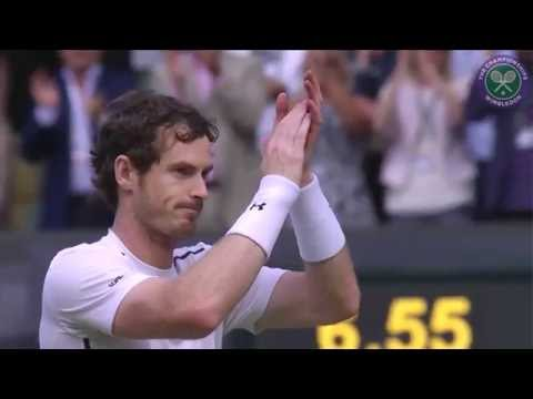 Wimbledon 2016. Day 11 Highlights. Andy Murray vs Tomas Berdych