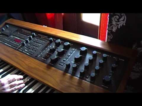 RSF Polykobol Demo : multitrack recording, ambient sounds (NightBirds Electronic Music) 2012