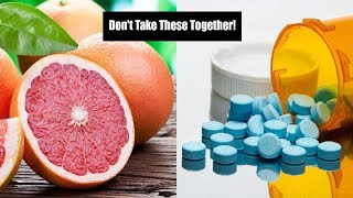 Eating Grapefruit Can Help Treat Diabetes And Keep Cholesterol in Check (Do NOT Eat It With Meds!)