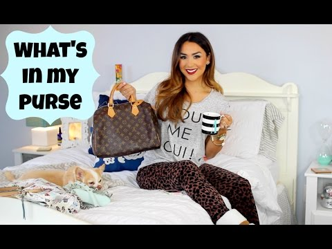 What's in My Purse + Designer Handbag Collection!