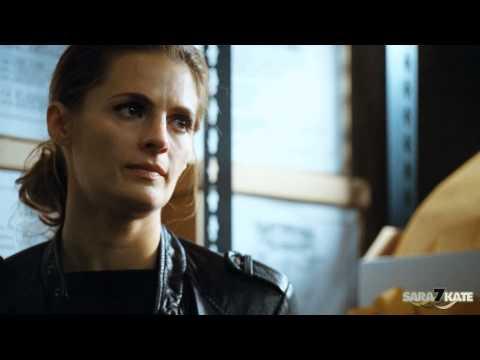 Stana Katic - Kate Beckett PTSD in Kill S Episode (No Music ...