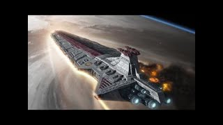 Fleet Trials Testing a 5 Negotiator -vs- Full Rebel Milf Fleet SWGOH Star Wars Galaxy of Heroes