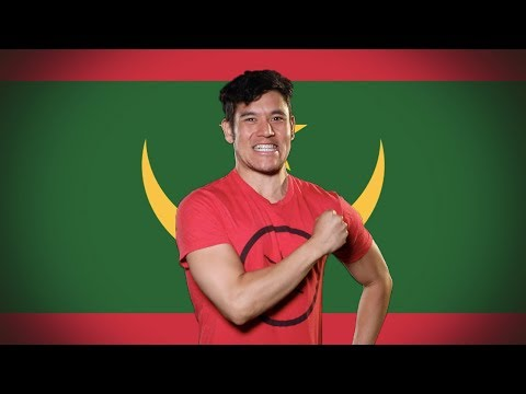 Flag/ Fan Friday MAURITANIA (Geography Now!)