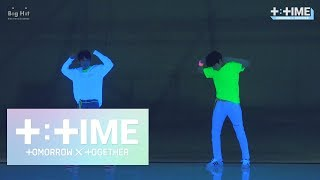 [T:TIME] Black light ceremony! - TXT (투모로우바이투게더)
