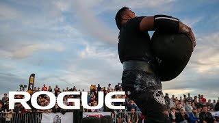 Rogue Strongman Sandbag Load - Full Live Stream | 2020 Arnold Pro Strongman USA Qualifier   Event 5