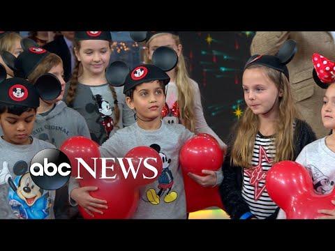 Donnie McClurkin - WATCH! Disney to donate $2M to 'Make-A-Wish'