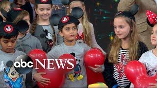 Disney to donate $2M to