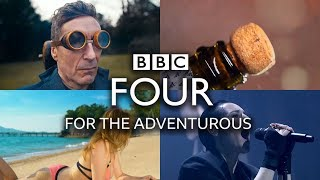 Be BBC Four: For the Adventurous | BBC Trailers