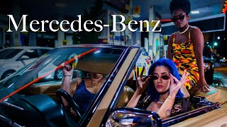 Azzy - Mercedes Benz (Videoclipe Oficial)