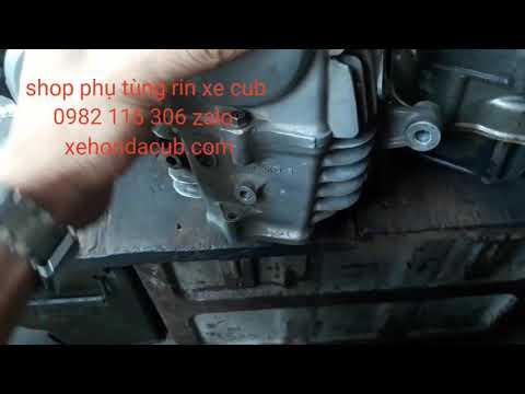 4trieu5 Full bộ đầu lòng wave thái 110 rin zin. Shop phụ tùng rin xe cub. Linh kiện xe máy. Xe cũ