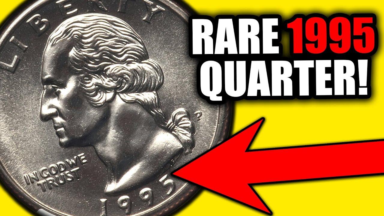 Do you have a RARE 1995 ERROR QUARTER Worth Money?