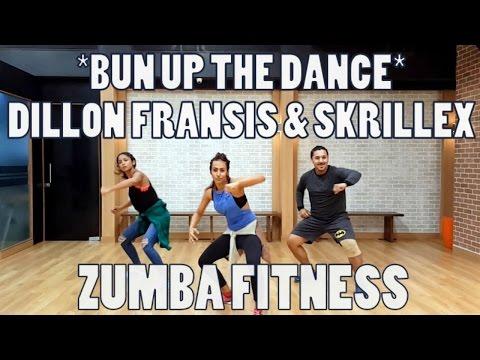 Bun Up The Dance Dillon Francis, Skrillex Zumba Fitness Padmavati Iyengar