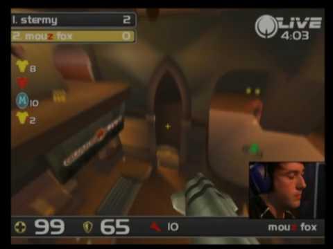 IEM Dubai Quake Live - Fox vs Stermy 3/4
