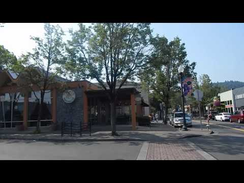 A Walk  Through Downtown  Gresham Oregon