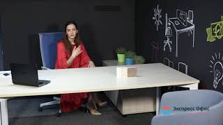Обзор минималистичного кабинета Virtus для стильных директоров