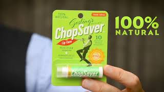 ChopSaver Lip Care Explained in 82 Seconds - complete with flying sousaphones