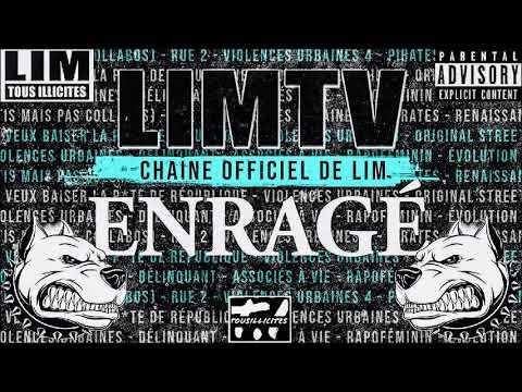 Youtube: LIM enragé freestyle LIMTV