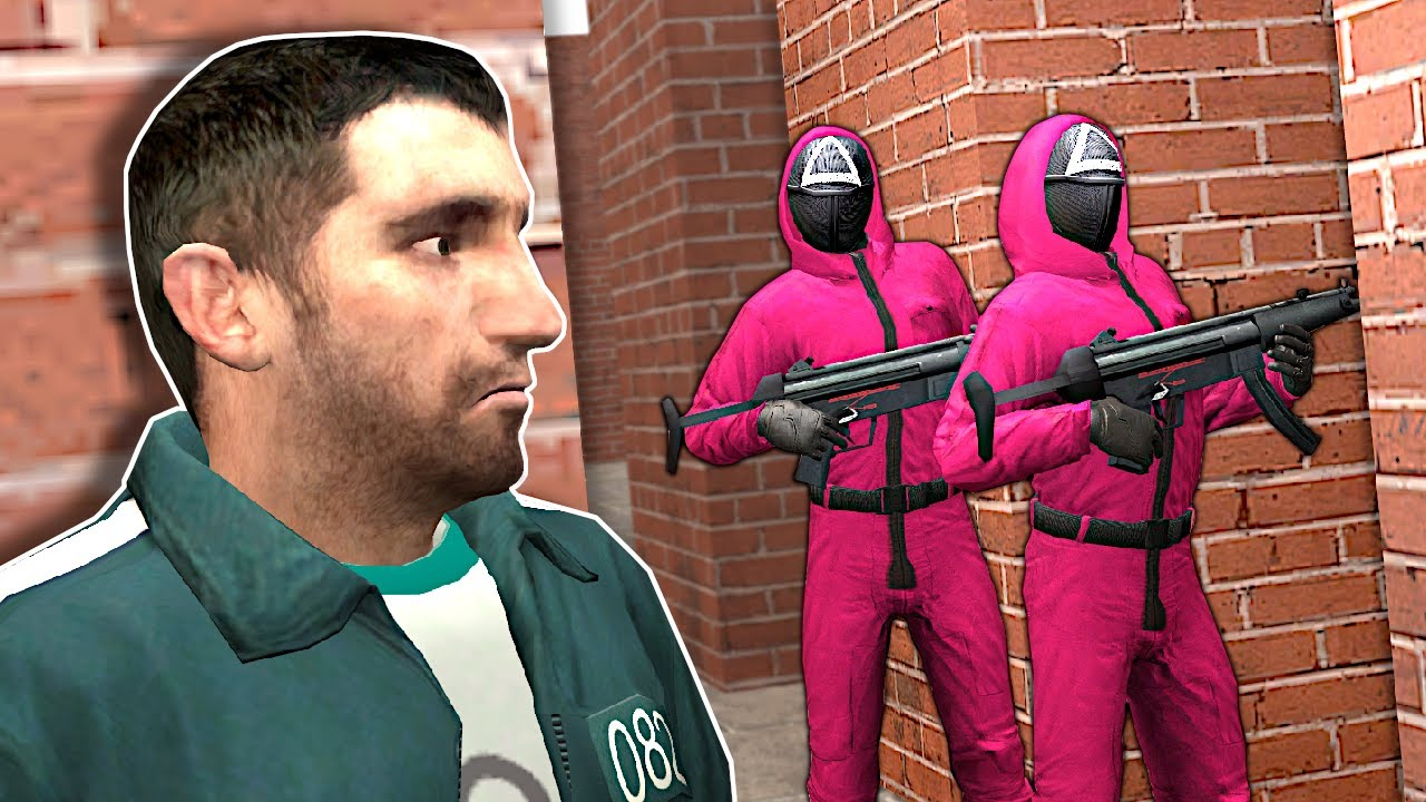 Download I Must Escape a SQUID GAME MAZE! – Garry's Mod Gameplay