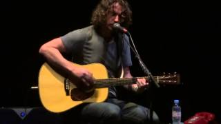 """""""Outshined"""" Chris Cornell@Santander Performing Arts Center Reading, PA 11/22/13"""