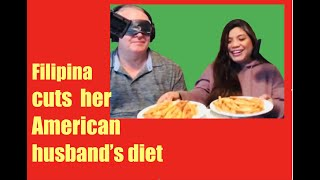 Filipina American Couple Healthy Lifestyle Experiment