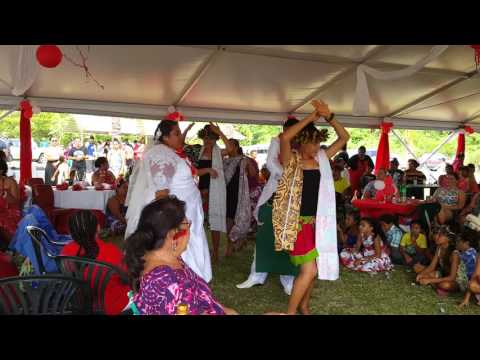 Wedding Dance Niue
