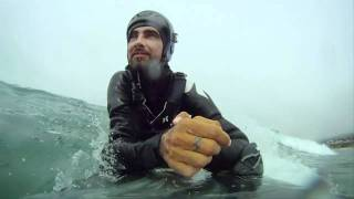 The Incredible Surfer, Jesse Billauer - Anchor point Morocco thumbnail