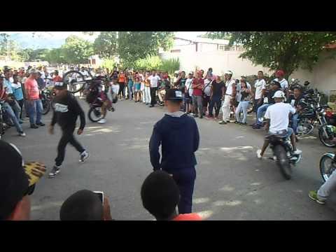 homenaje Guarenas en 2 ruedas