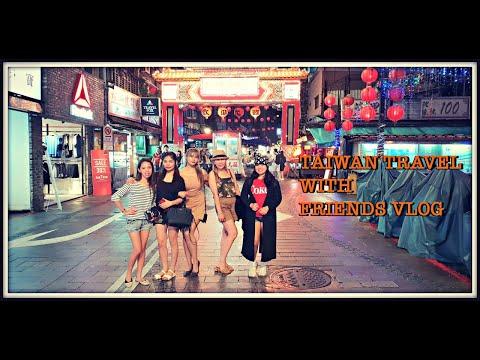 TAIWAN TRAVEL VLOG part 1 (DIY)