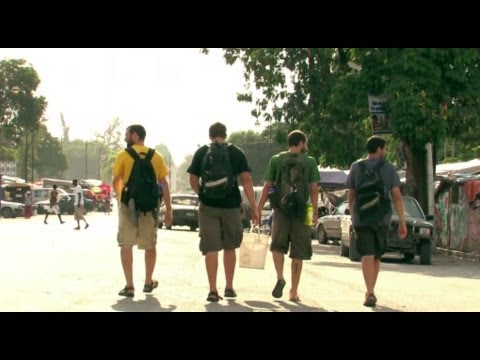 4 Guys Live On One Dollar Per Day For 28 Days In Haiti - 1 Dollar Poverty