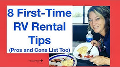 How to Rent an RV - First Time