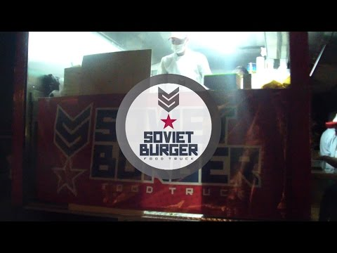 Spot Soviet Burger - Pacific Food Truck