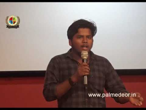 PALMEDEOR FILM & MEDIA COLLEGE-DAILY ACTIVITIES: GUEST LECTURING SESSION (09NOV2017-PART-9)