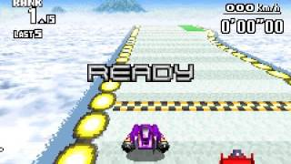 Game Boy Advance Longplay [162] F Zero Maximum Velocity