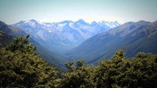 The towering Southern Alps - Roadside Stories