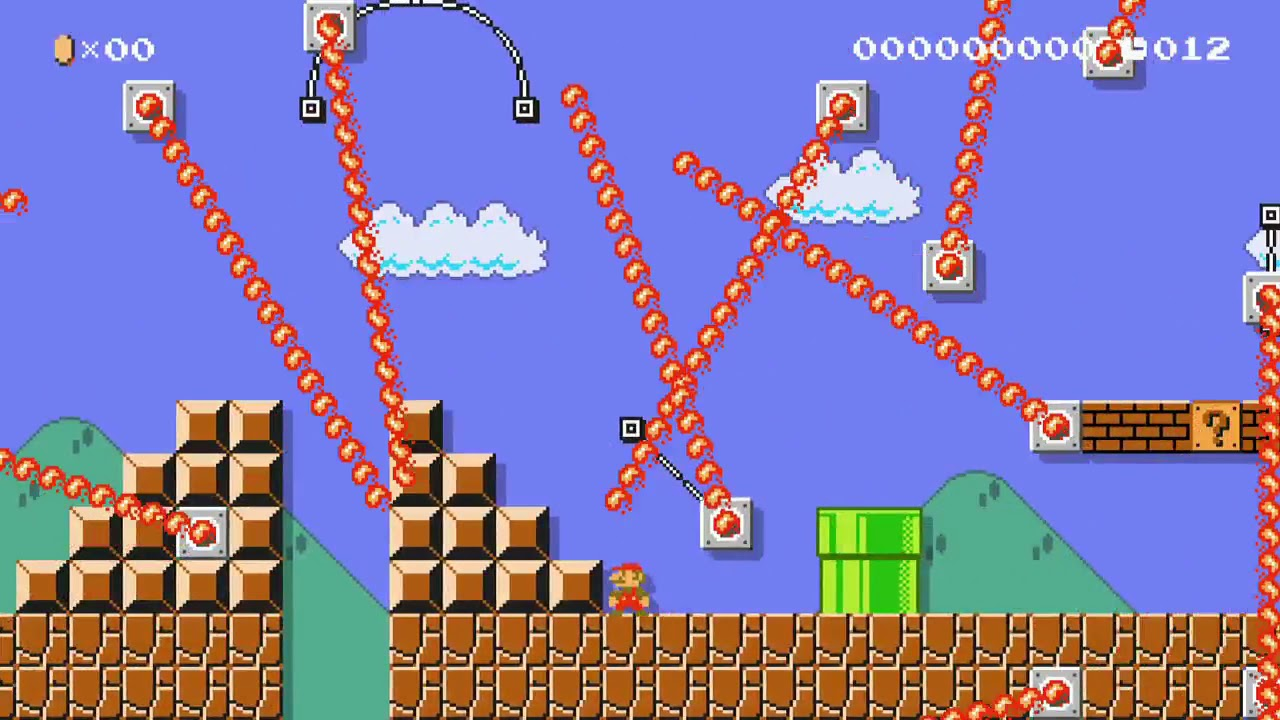 Super Mario Maker 2 encourages you to be a jerk to strangers