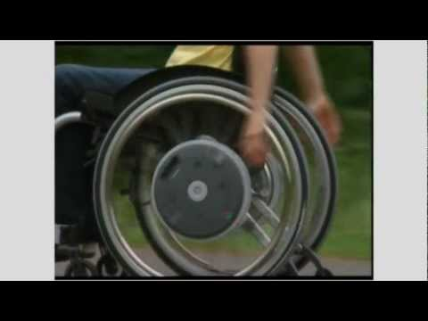 Invacare Alber M15: e-motion (Power assist for wheelchairs)