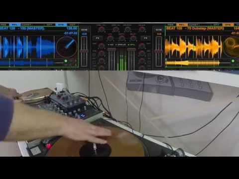 MIXXX mit Serato Vinyl - kostenlose DJ Software Digitales Vinylsystem