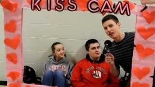 Real-Life Kiss Cam *HIGH SCHOOL EDITION*