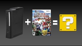 Finally How To Put Super Smash Bros Brawl On Xbox 360