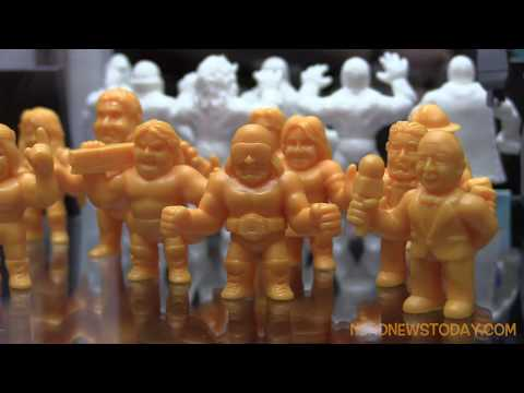 NYCC 2017: Super7 - Masters of the Universe, WWE Legends, Street Fighter and more