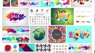 Тренды дизайна 2018. Что рисовать на стоки? Стили и направления