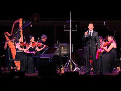 """Special Guest Michael Feinstein Performs """"Love Walked In"""""""
