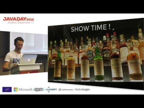 """JavaDay Kharkiv 2016: Vladimir Tsukur """"Hot and spicy Java with Lombok. Live!"""""""