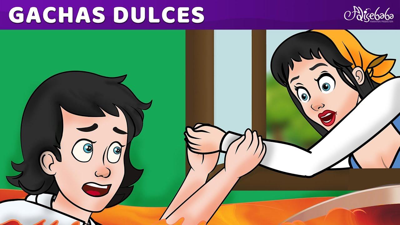 Gachas Dulces   Cuentos infantiles para dormir en Español