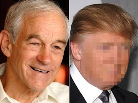 Ron Paul Attacks Donald Trump