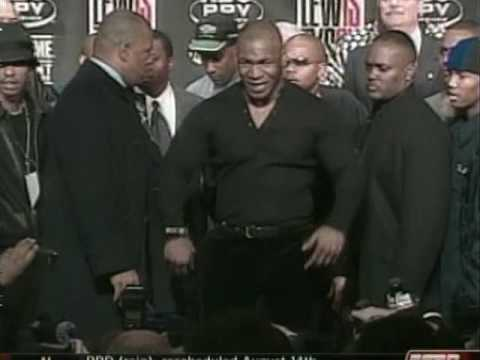 Don King's Top Ten Press Conference Fights