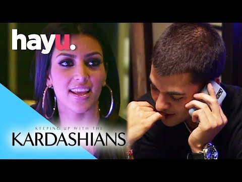Kim & Khloé Crash Rob's Date | Keeping Up With The Kardashians